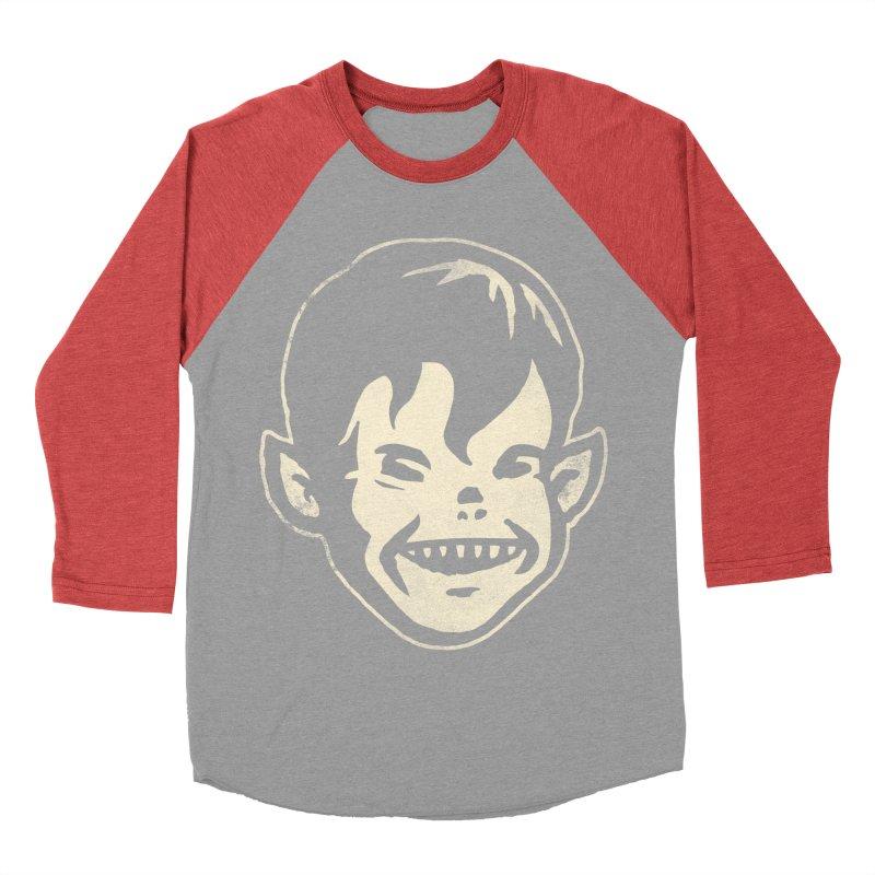 Big Cheap Chill Women's Baseball Triblend T-Shirt by Cheap Chills Fan Club