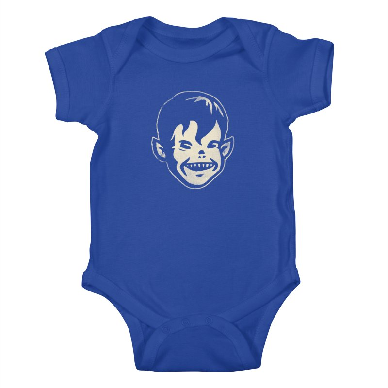 Big Cheap Chill Kids Baby Bodysuit by Cheap Chills Fan Club