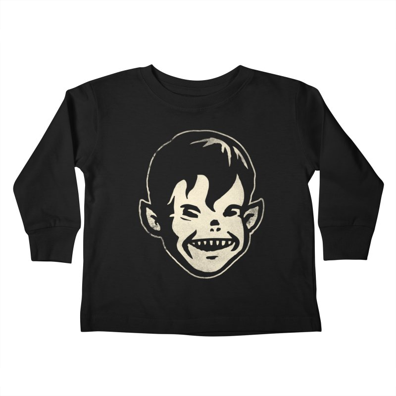 Big Cheap Chill Kids Toddler Longsleeve T-Shirt by Cheap Chills Fan Club