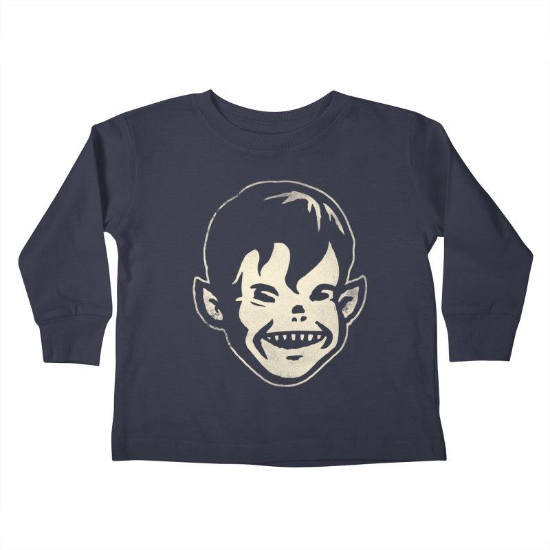 Big Cheap Chill Kids Toddler Longsleeve T-Shirt by Cheap Chills Fan Club
