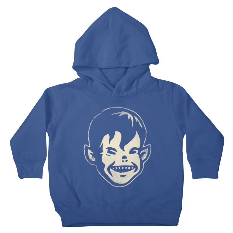 Big Cheap Chill Kids Toddler Pullover Hoody by Cheap Chills Fan Club