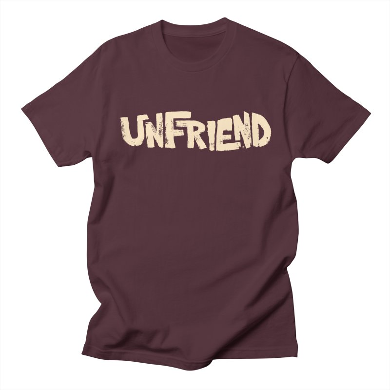 UNFRIEND Women's Unisex T-Shirt by Cheap Chills Fan Club