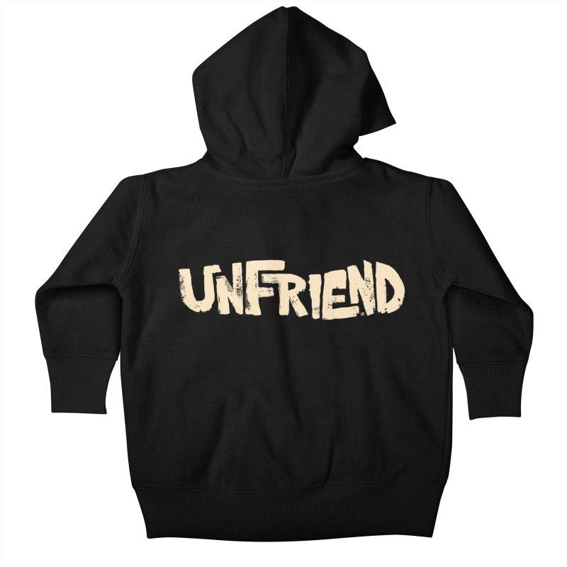 UNFRIEND Kids Baby Zip-Up Hoody by Cheap Chills Fan Club