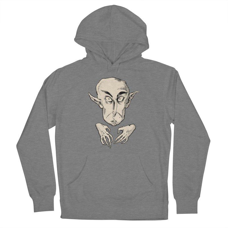 Nosferatu Women's Pullover Hoody by Cheap Chills Fan Club