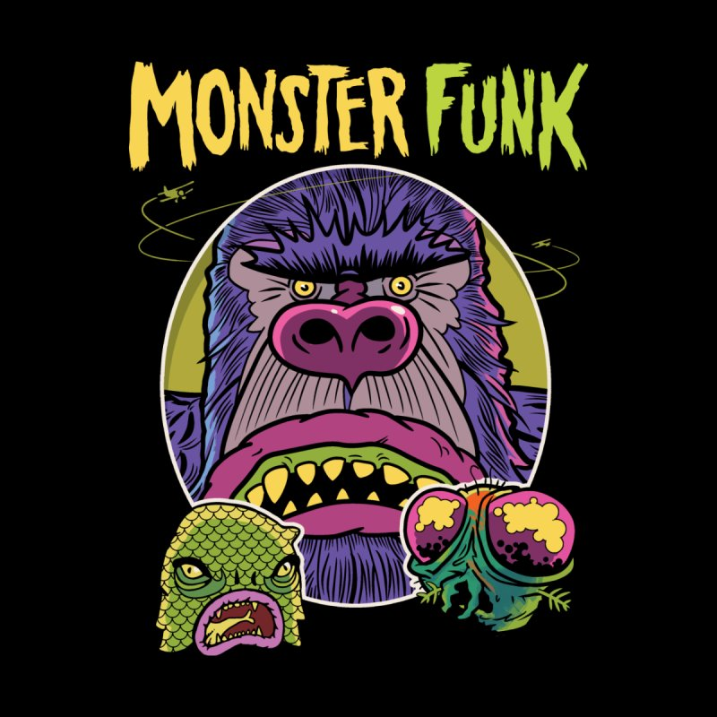 Monster Funk - Official T-shirt Women's Pullover Hoody by Cheap Chills Fan Club