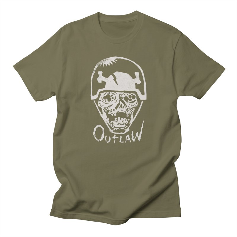 Outlaw Women's Unisex T-Shirt by Cheap Chills Fan Club