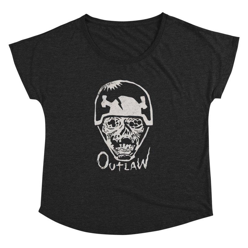 Outlaw Women's Dolman by Cheap Chills Fan Club