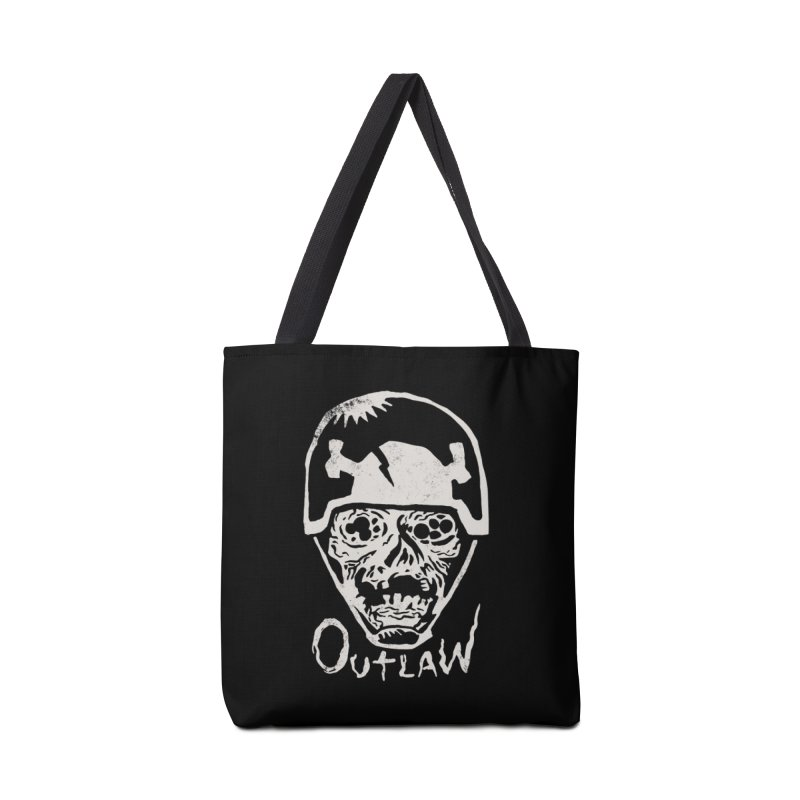 Outlaw Accessories Bag by Cheap Chills Fan Club