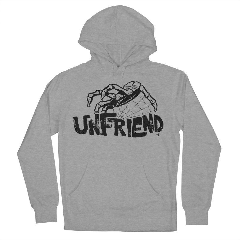 Unfriendead Men's Pullover Hoody by Cheap Chills Fan Club