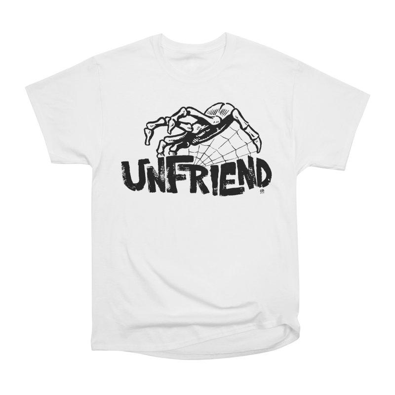 Unfriendead Men's Classic T-Shirt by Cheap Chills Fan Club