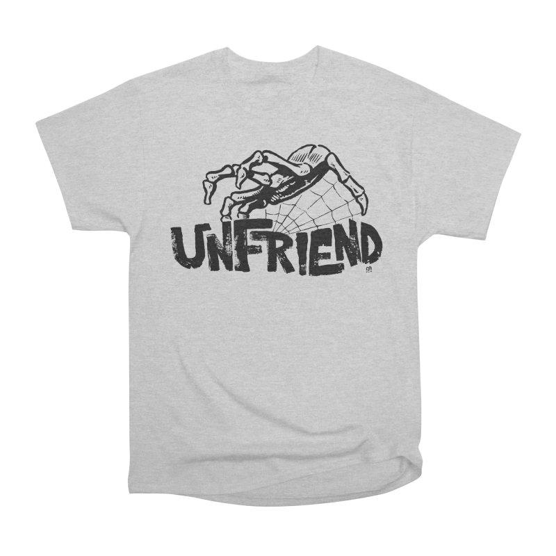 Unfriendead Women's Classic Unisex T-Shirt by Cheap Chills Fan Club
