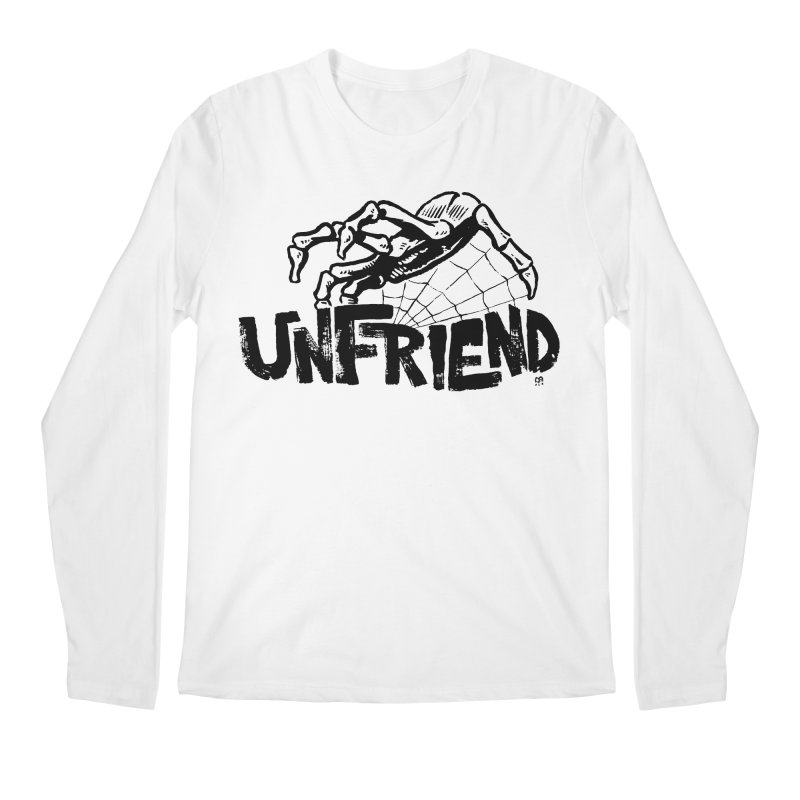 Unfriendead Men's Longsleeve T-Shirt by Cheap Chills Fan Club