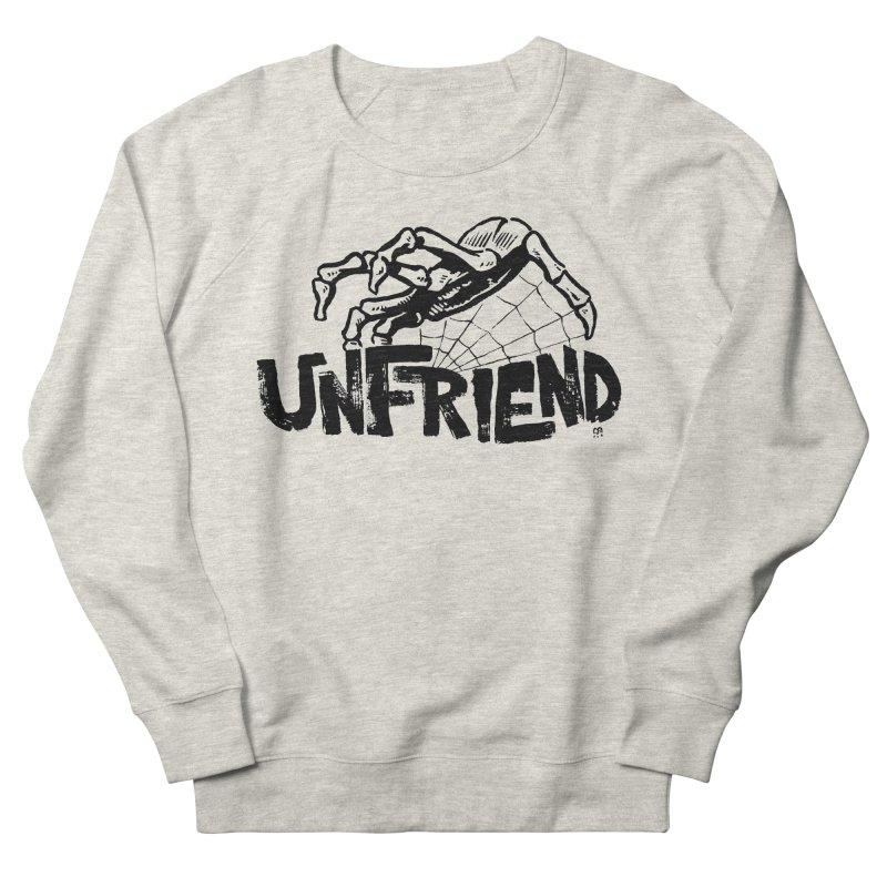 Unfriendead Women's Sweatshirt by Cheap Chills Fan Club