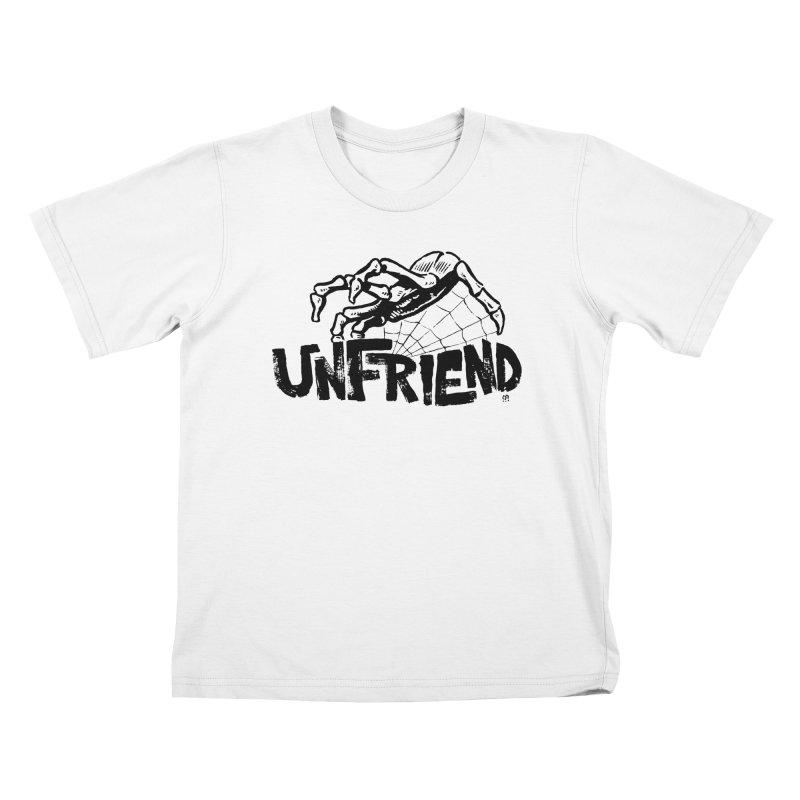 Unfriendead Kids T-shirt by Cheap Chills Fan Club