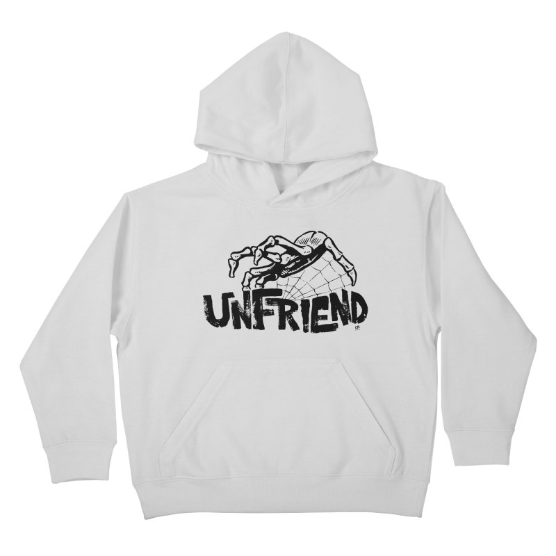 Unfriendead Kids Pullover Hoody by Cheap Chills Fan Club