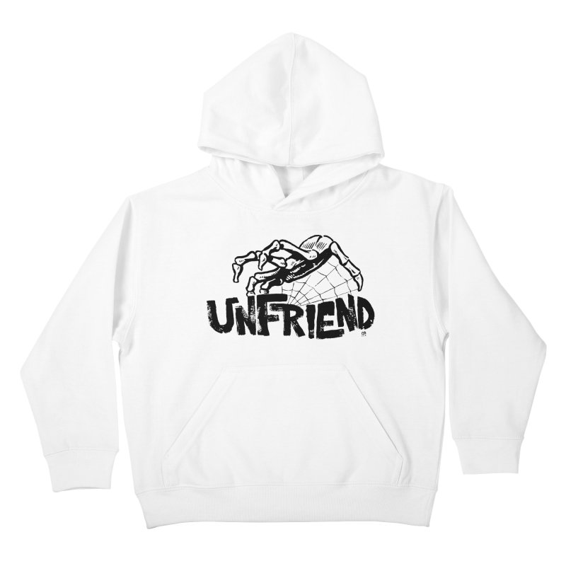 Unfriendead Kids Pullover Hoody by Cheap Chills Fan Club