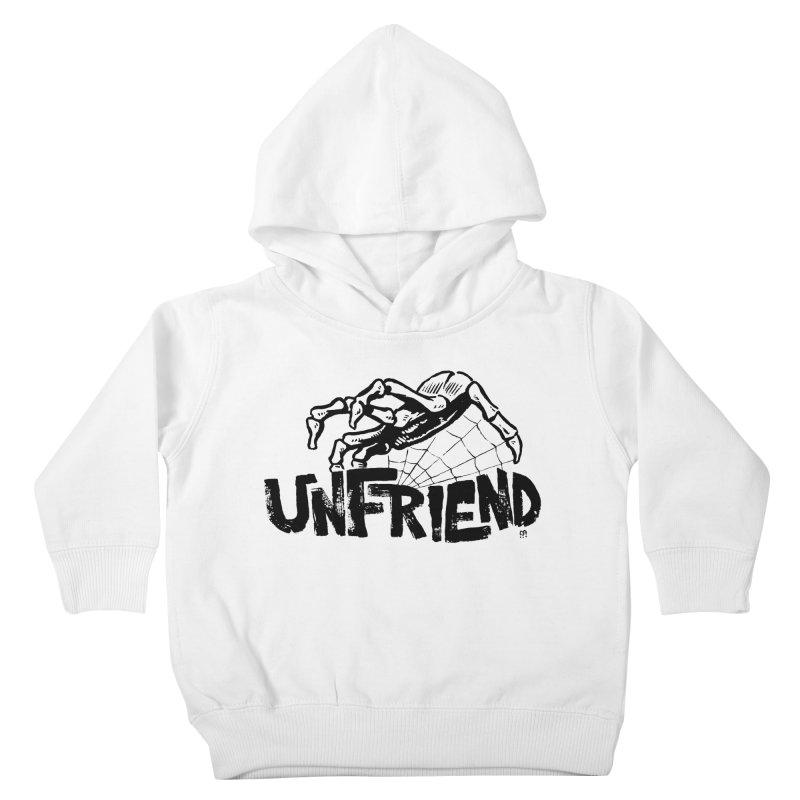 Unfriendead Kids Toddler Pullover Hoody by Cheap Chills Fan Club