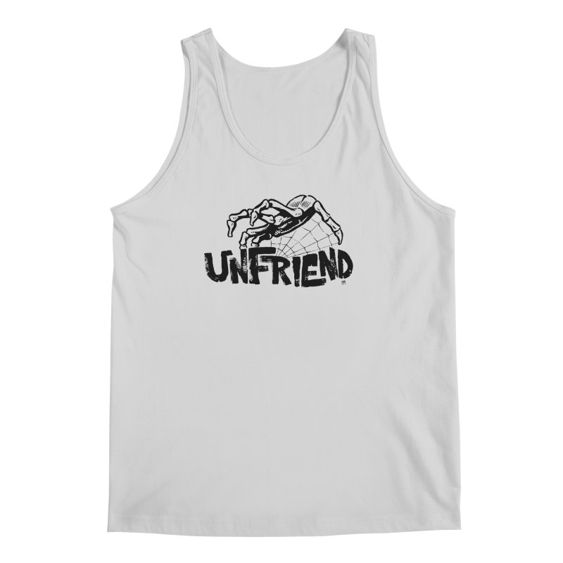 Unfriendead Men's Tank by Cheap Chills Fan Club