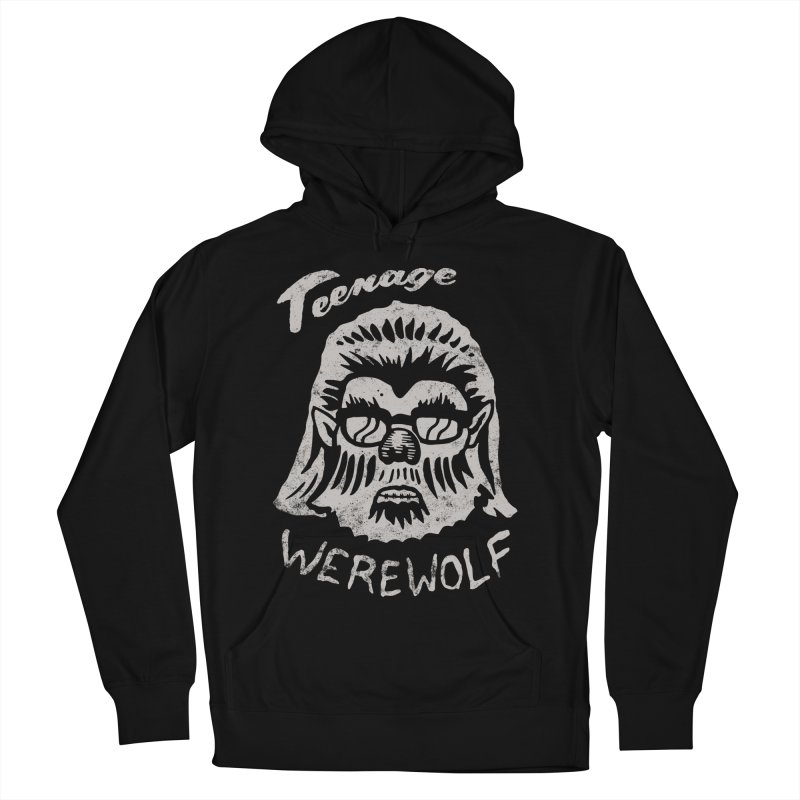 Teenage Werewolf - Silver edition Men's Pullover Hoody by Cheap Chills Fan Club