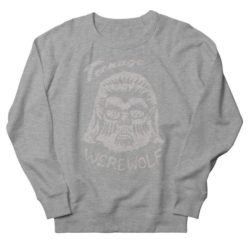 Teenage Werewolf - Silver edition Women's Sweatshirt by Cheap Chills Fan Club