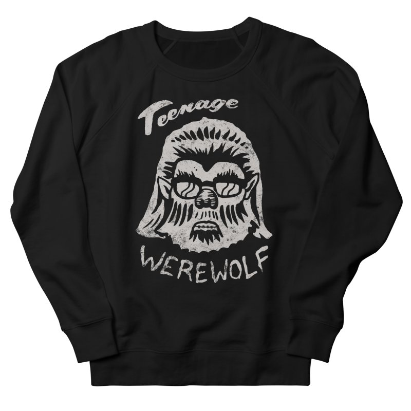 Teenage Werewolf - Silver edition Women's Sweatshirt by Cheap Chills Fan Club