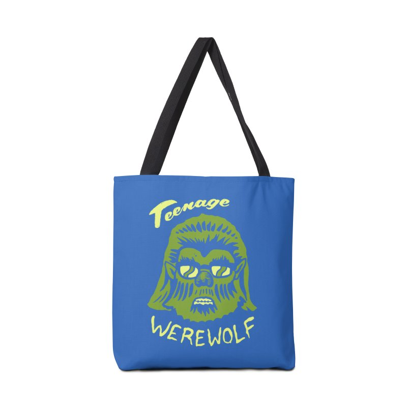Teenage Werewolf - moonlight edition Accessories Bag by Cheap Chills Fan Club