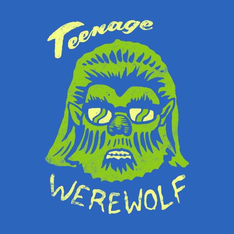 Teenage Werewolf - moonlight edition by Cheap Chills Fan Club