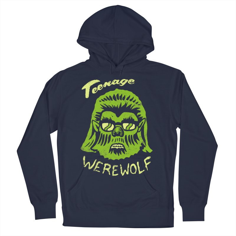 Teenage Werewolf - moonlight edition Men's Pullover Hoody by Cheap Chills Fan Club