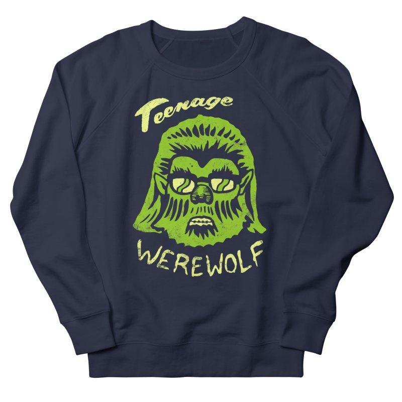 Teenage Werewolf - moonlight edition Women's Sweatshirt by Cheap Chills Fan Club