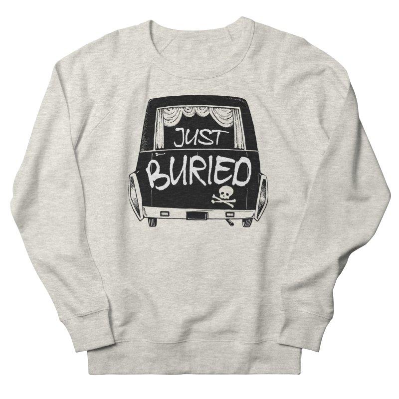 Just Buried - Hearse car Men's Sweatshirt by Cheap Chills Fan Club