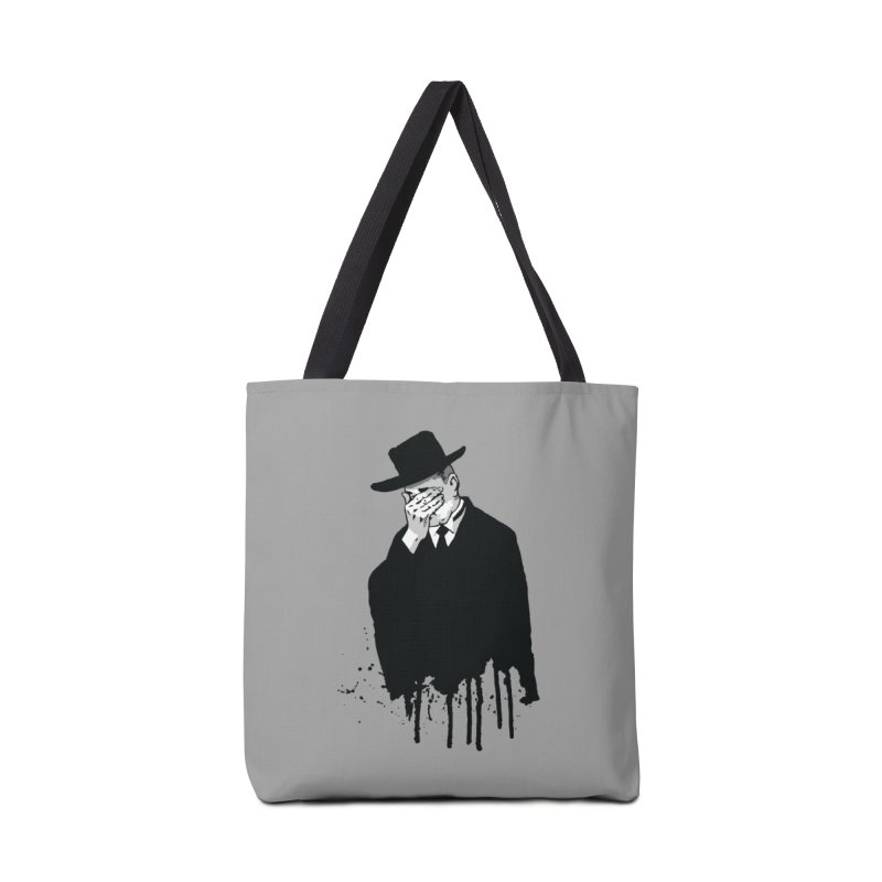 Plan 9 Mourner Accessories Bag by Cheap Chills Fan Club