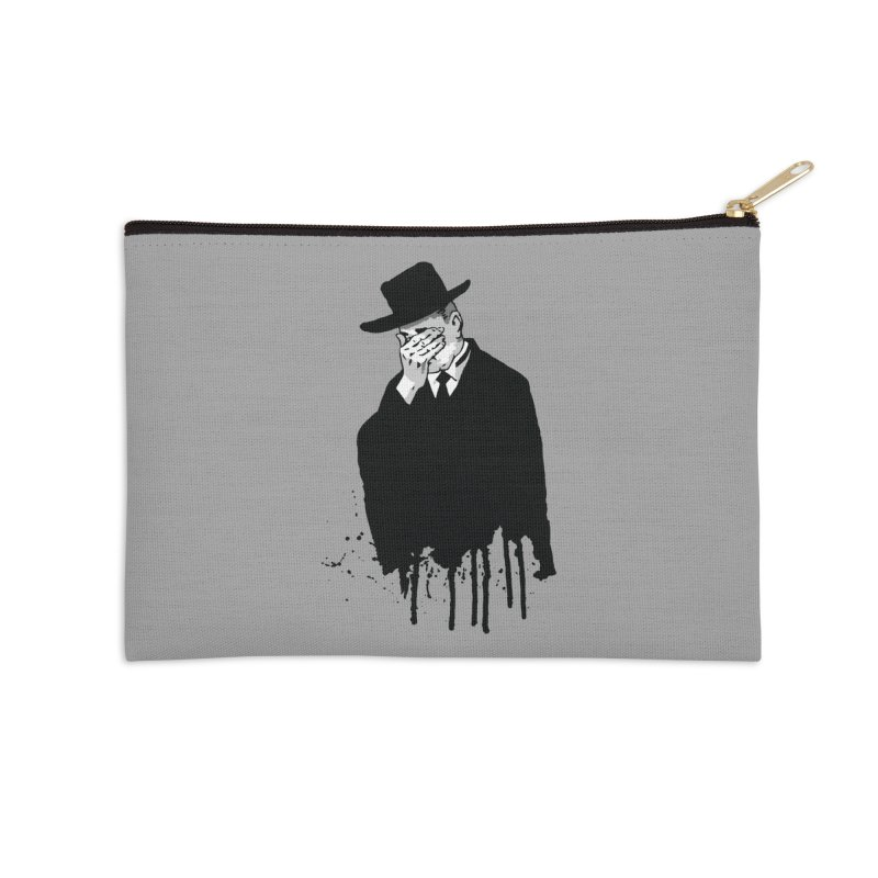 Plan 9 Mourner Accessories Zip Pouch by Cheap Chills Fan Club