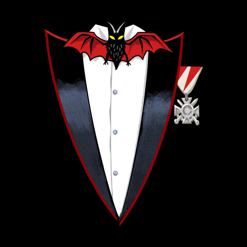 Dracula's Tuxedo Women's T-Shirt by Cheap Chills Fan Club