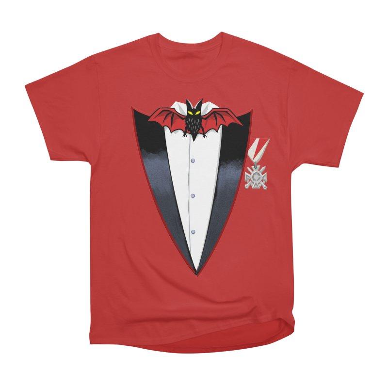Dracula's Tuxedo Men's Classic T-Shirt by Cheap Chills Fan Club
