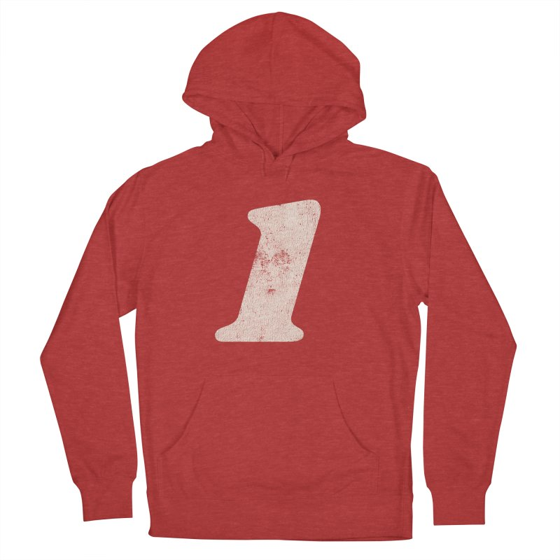One Men's Pullover Hoody by Cheap Chills Fan Club