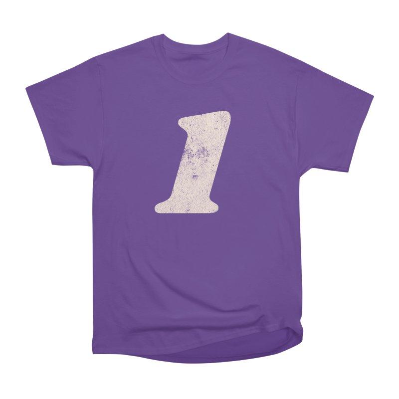 One Men's Classic T-Shirt by Cheap Chills Fan Club