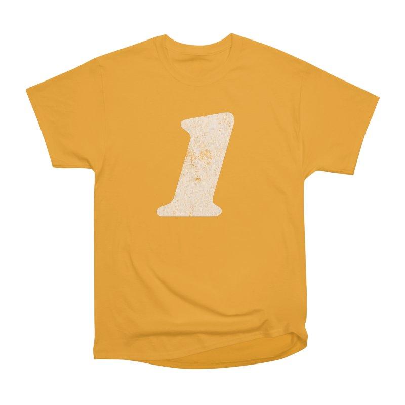 One Women's Classic Unisex T-Shirt by Cheap Chills Fan Club
