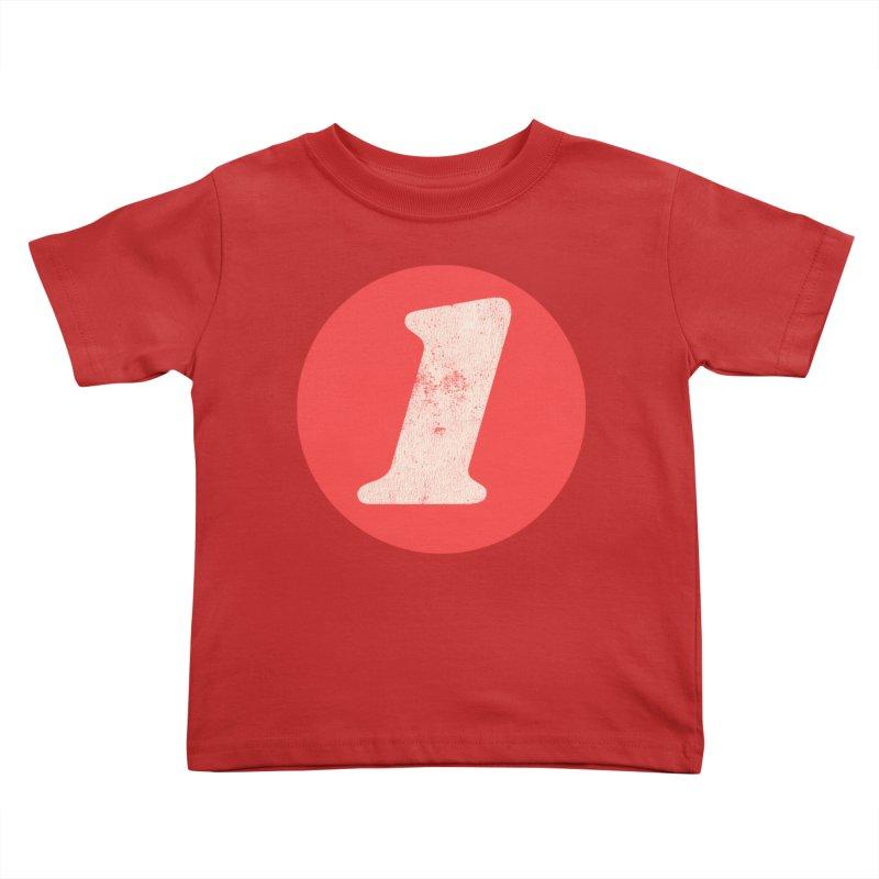 One B Kids Toddler T-Shirt by Cheap Chills Fan Club