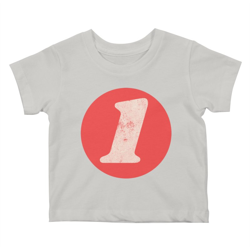 One B Kids Baby T-Shirt by Cheap Chills Fan Club