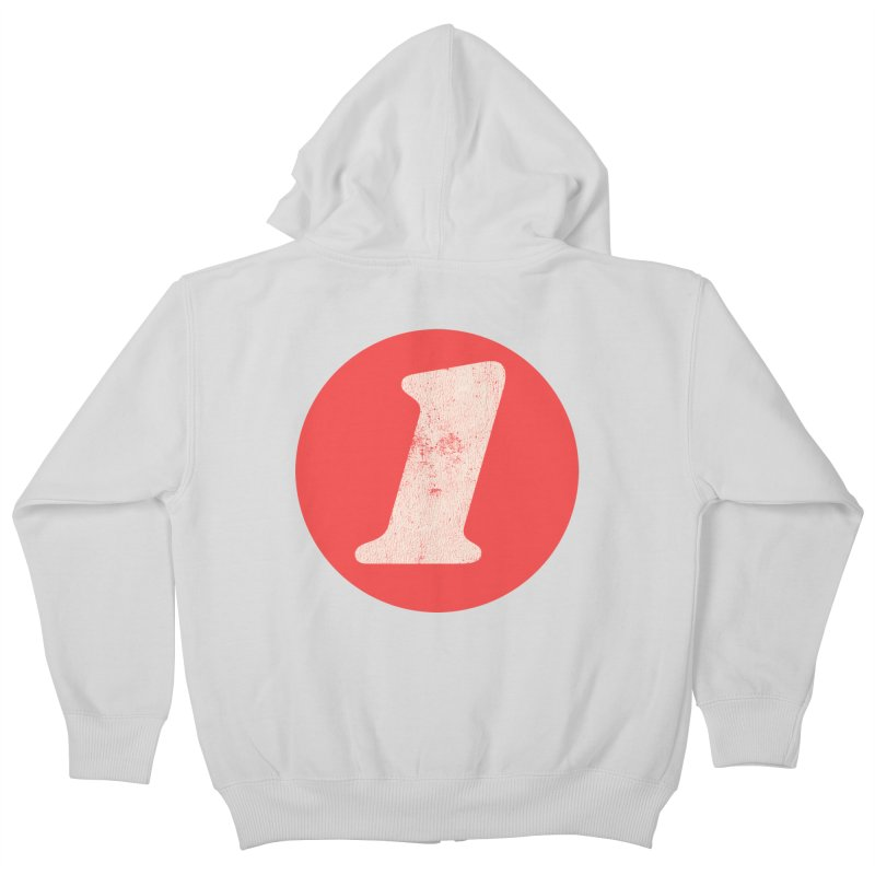 One B Kids Zip-Up Hoody by Cheap Chills Fan Club