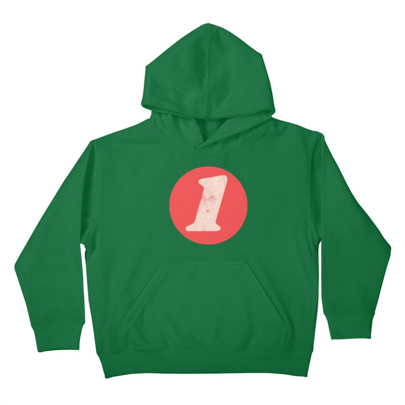 One B Kids Pullover Hoody by Cheap Chills Fan Club