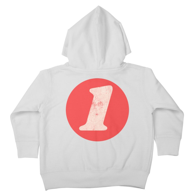 One B Kids Toddler Zip-Up Hoody by Cheap Chills Fan Club