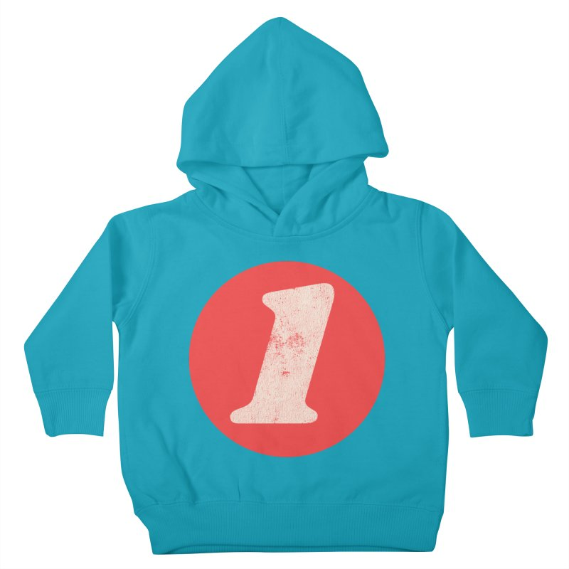 One B Kids Toddler Pullover Hoody by Cheap Chills Fan Club