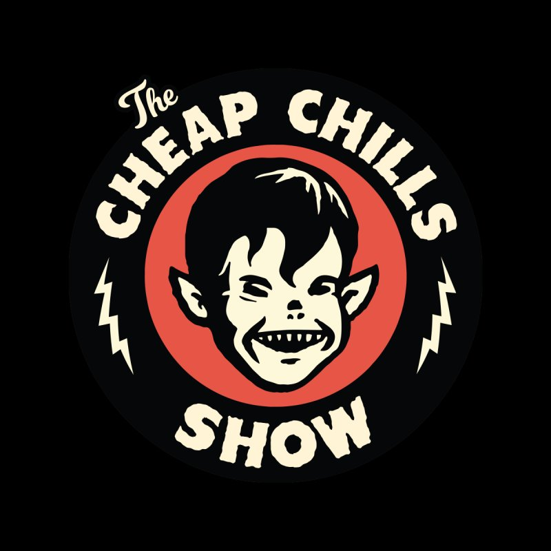 The Cheap Chills Show - official logo by Cheap Chills Fan Club