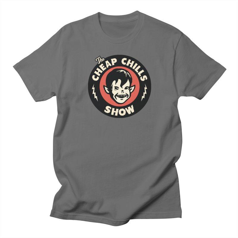 The Cheap Chills Show - official logo Women's T-Shirt by Cheap Chills Fan Club