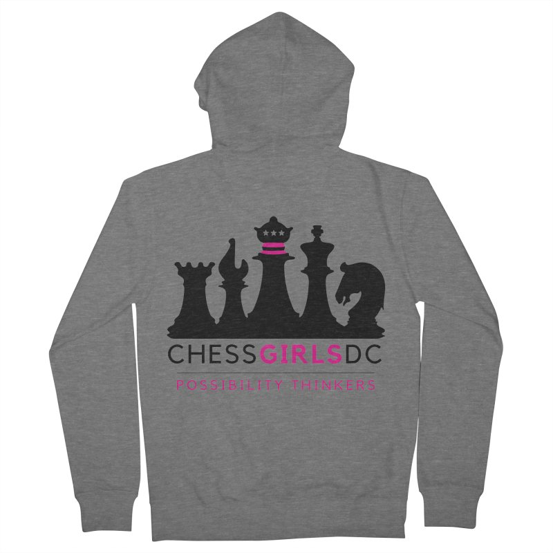 Women's None by Chess Girls DC's Spirit Shop