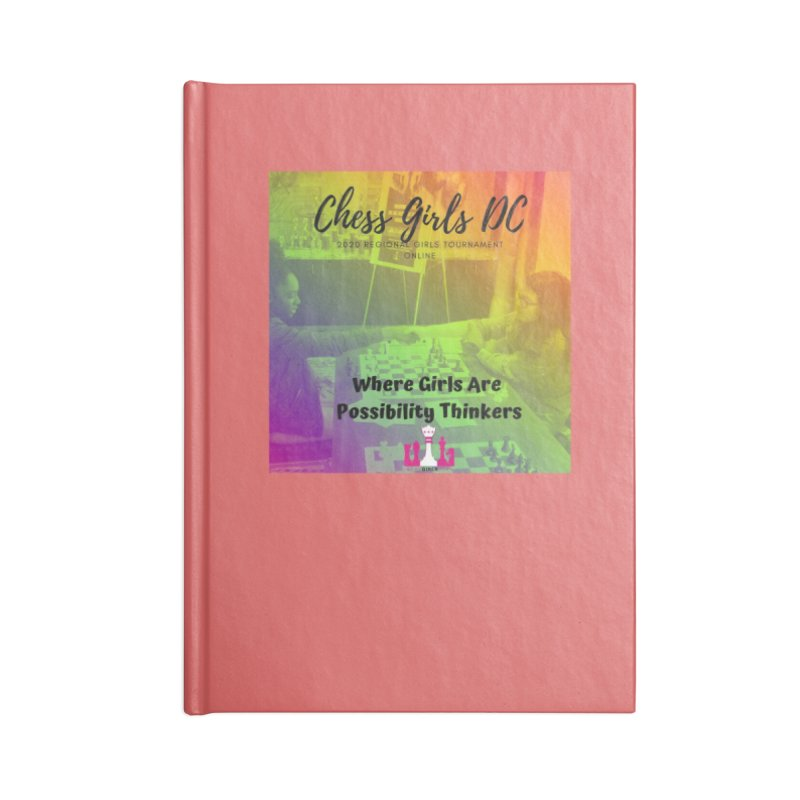 Possibility Thinkers Accessories Notebook by Chess Girls DC's Spirit Shop