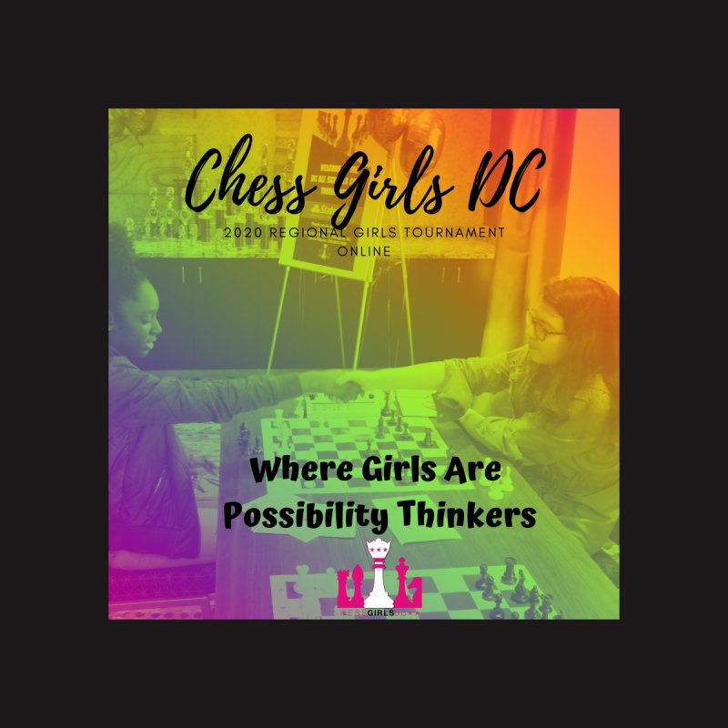 Possibility Thinkers Accessories Magnet by Chess Girls DC's Spirit Shop