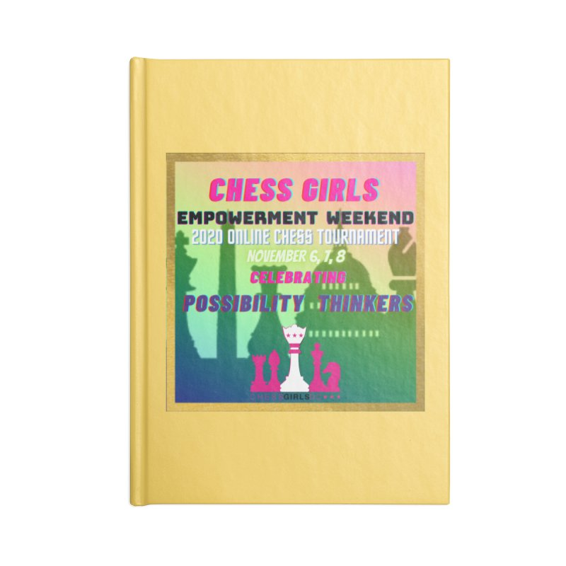 Accessories None by Chess Girls DC's Spirit Shop