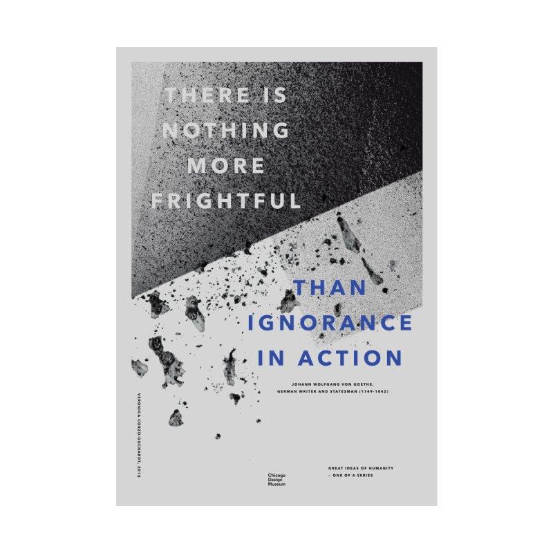 Veronica Corzo-Duchardt + Goethe None  by Chicago Design Museum